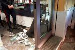 I furti a una parrucchieria e un bar a Messina, bottino da mille euro