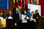 """""""Gli angeli del Natale"""", a Messina un concorso di poesia e arte: le foto della premiazione"""