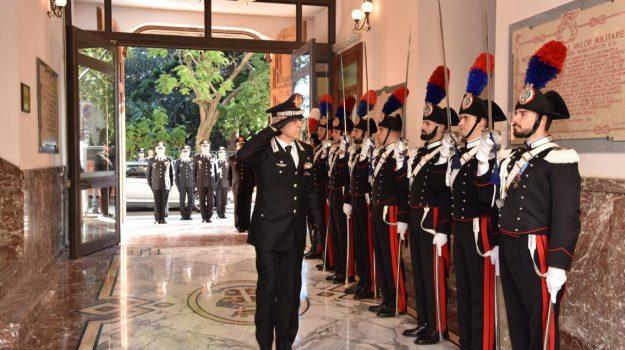 carabinieri messina, caserma bonsignore, comando culqualber, Giovanni Nistri, Messina, Sicilia, Cronaca