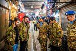 Il Volo in Libano fra le truppe in missione di pace: in tv lo speciale music movie