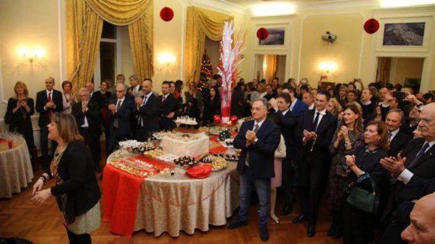 confindustria catanzaro, festa natale confindustria, Aldo Ferrara, Sergio Abramo, Catanzaro, Calabria, Cronaca
