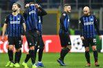Serata amara per l'Inter, pareggio col Psv ed eliminata dalla Champions