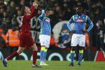 Salah condanna il Napoli: finisce il sogno Champions