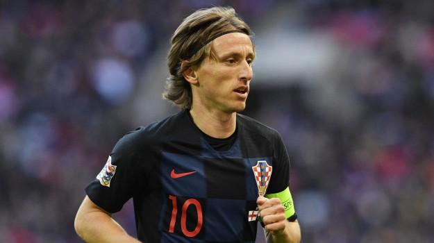 pallone d'oro, Luka Modric, Sicilia, Sport