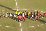 Messina-Castrovillari, rivedi la partita in tre minuti - Video