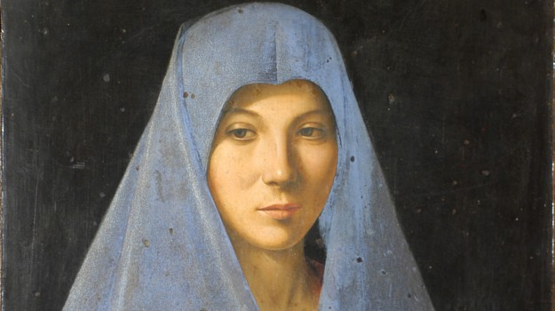 Annunciata di Antonello da Messina, Sicilia, Cultura