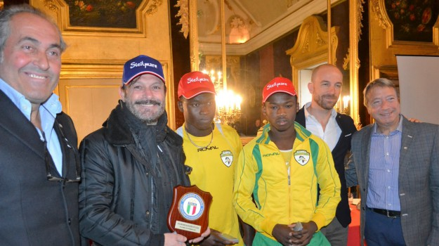 Premio Azzurri d'Italia, Alvaro Biagini, Tanino Troja, Sicilia, Sport
