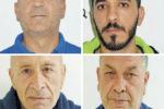 Banda di Lamezia specializzata in furti, tredici scelgono l'abbreviato: nomi e foto