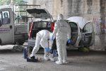 Rapina a una guardia giurata a Reggio Calabria, bottino di quasi 40 mila euro: le foto