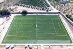 Restyling ello stadio di Trebisacce, approvato il progetto esecutivo