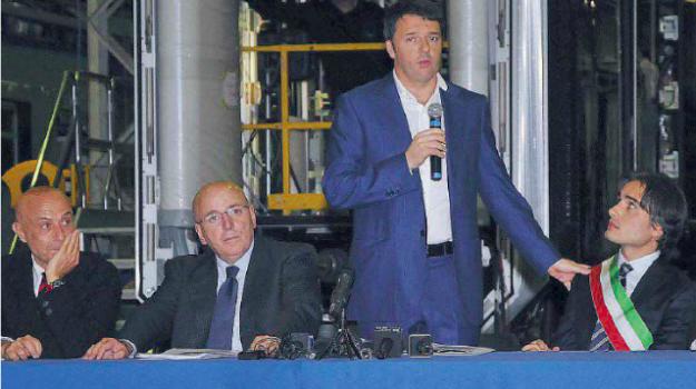 candidatura Minniti, pd calabria, primarie pd, ritiro Minniti, ERNESTO MAGORNO, Marco Minniti, Mario Oliverio, Matteo Renzi, Catanzaro, Calabria, Politica