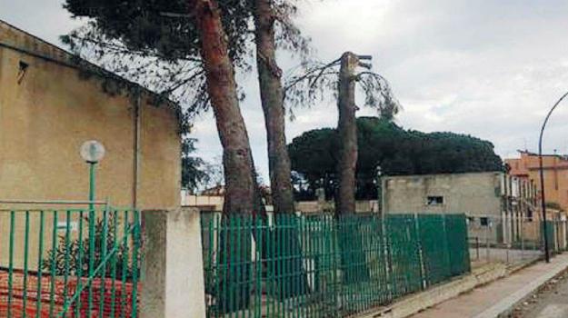 cantiere scuola S. Sperato, reggio calabria, San Sperato, scuola San Sperato, Reggio, Calabria, Cronaca