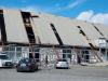 Catanzaro, il vento danneggia il Palagallo: divelte le lamiere del tetto