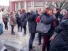 Rischio licenziamenti a Milazzo, precari e dipendenti di ruolo in sciopero