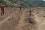 Le Sardine al Cimitero dei Migranti di Tarsia, visita rimandata