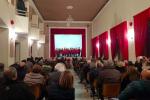 """Inaugurato il Teatro di Monterosso Calabro, il sindaco: """"Sarà il cuore pulsante del nostro paese"""""""