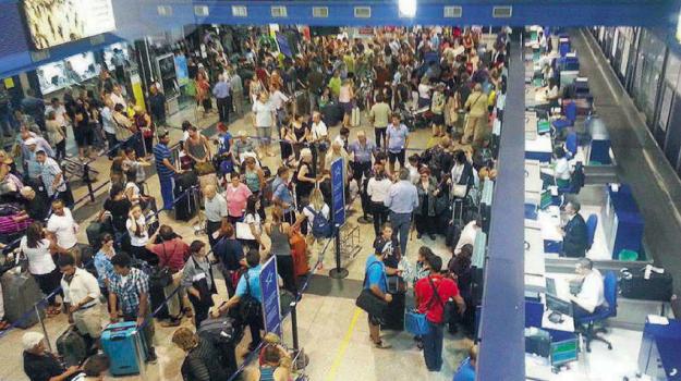 aeroporto lamezia terme, Assoeroporti, dati 2018 aeroporto Lamezia, lamezia terme, Catanzaro, Calabria, Economia