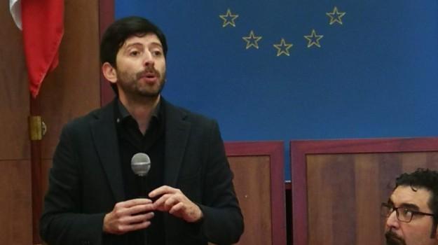 articolo uno mdp, Roberto Speranza, Messina, Sicilia, Politica
