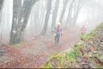 Viaggio fra sentieri e ruscelli di montagna: le immagini dell'Ultra Trail dei Nebrodi
