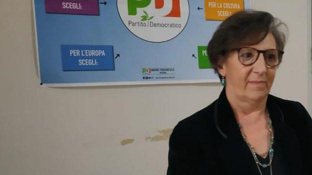 primarie pd sicilia, Teresa Piccione, Sicilia, Politica