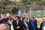 La visita in Calabria del ministro Toninelli