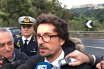 """Viadotto Bisantis, Toninelli: """"Entro un anno e mezzo la viabilità su questo ponte tornerà ordinaria"""""""