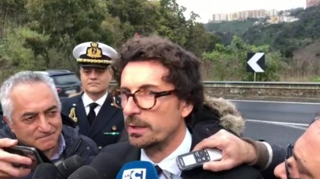 porto gioia tauro, vertenza porto gioia tauro, Danilo Toninelli, Reggio, Calabria, Economia