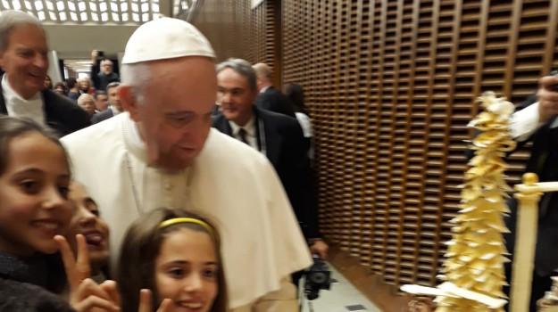 migranti, papa francesco, sant'agata d'esaro, Papa Francesco, Cosenza, Calabria, Cronaca