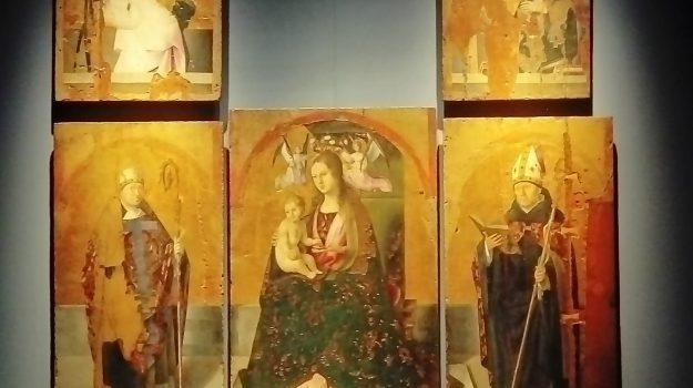 palermo capitale della cultura, protesta piccoli musei, trasferimento polittico antonello da messina, Messina, Sicilia, Cultura