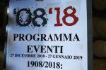 Centodieci anni dal terremoto del 1908, tutti gli eventi a Messina