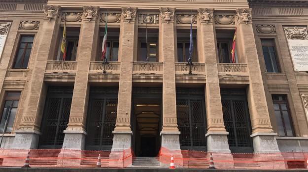 coronavirus, dirigente, messina, palazzo zanca, Messina, Sicilia, Cronaca