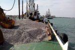 Messina, porto di Tremestieri a rilento: colpa di 700 massi da spostare
