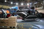 Italdesign e Vr, l'elicottero-auto