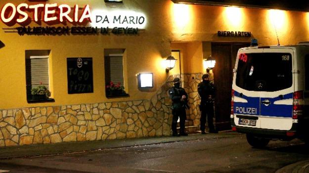 'ndrangheta, san luca, Reggio, Calabria, Cronaca