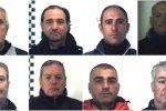 La mafia all'Ippodromo di Palermo, ecco gli arrestati: nomi e foto