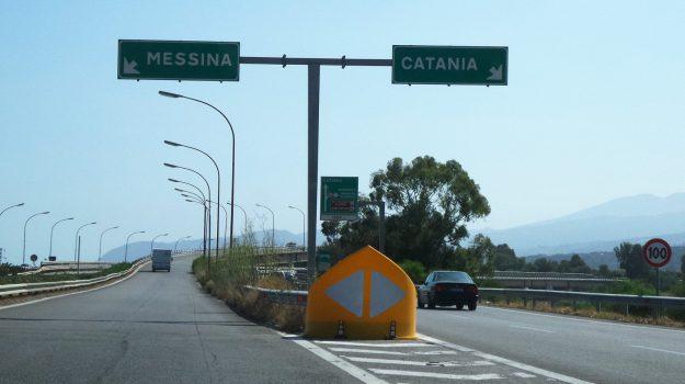 a18, messina-catania, traffico, Sicilia, Cronaca