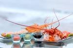 Vitamine per l'uomo dalle minicapsule per crostacei