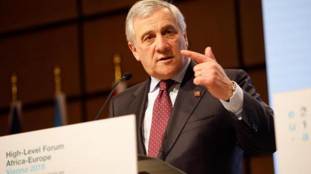 giunta regione siciliana, presidente parlamento europeo, Antonio Tajani, Nello Musumeci, Salvo Pogliese, Sicilia, Politica