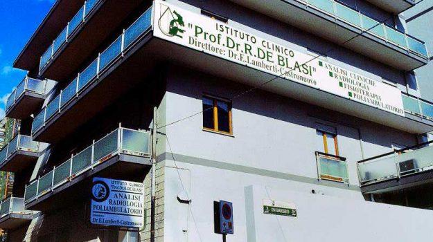 chiusura, istituto de blasi, reggio, Eduardo Lamberti Castronuovo, Reggio, Calabria, Economia