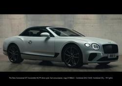 Bentley: la nuova Continental GT Convertible È la cabrio a quattro posti più veloce del mondo. Monta un motore W12 6 litri turbo benzina da 635 cavalli e costa 238mila euro - Corriere Tv