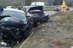 Scontro sulla statale 280 tra Lamezia e Maida, ci sono feriti: traffico in tilt