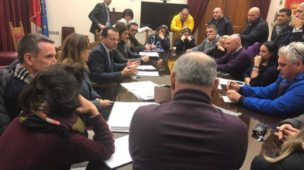 Messina Social City, Messina, Sicilia, Politica