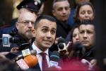 'Golden pensions must be cut' - Di Maio