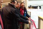 Messina, inaugurata la pista di pattinaggio sul ghiaccio