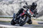 L'Aprilia Tuono V4 il titolo di 'best standard bike' 2018