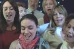 Cinquanta giornalisti cantano per sostenere il centro Nemo Sud di Messina