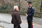 Truffe agli anziani, campagna di sensibilizzazione dei carabinieri nel Reventino