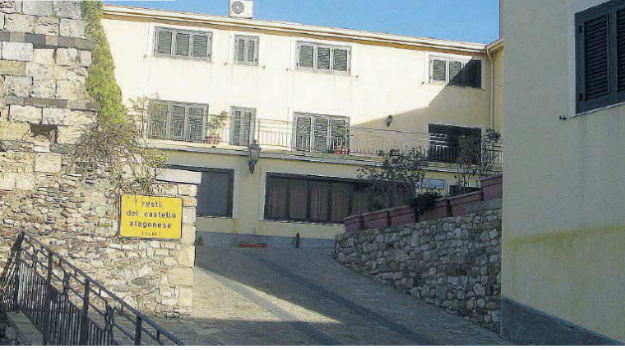 casa parenti malati, chiesa patti, ospedale, Messina, Sicilia, Cronaca