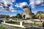 Il castello Aragonese di Reggio