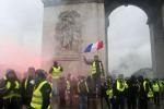 Gilet gialli, manifestante investito e ucciso ad Avignone